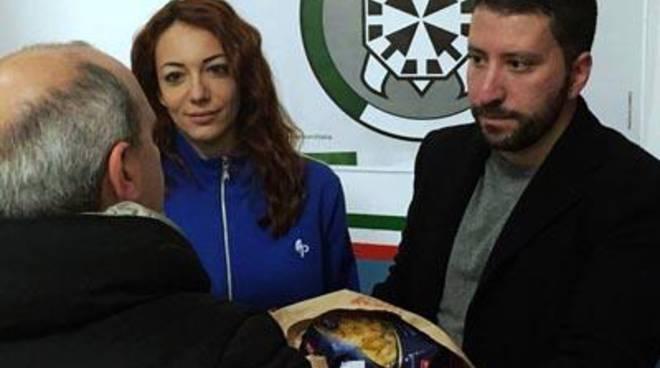 CasaPound: triplicati i voti, 4% a Nuova Ostia e 1352 preferenze per Chiaraluce
