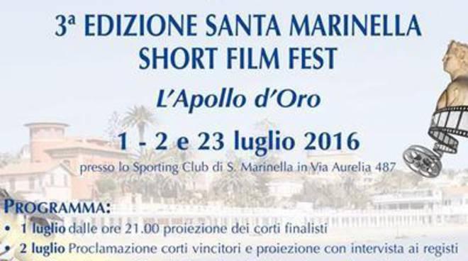 """Cinema: al via la terza edizione dell'""""Apollo d'Oro"""""""