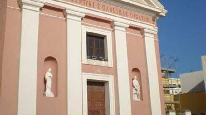 Dedicazione della chiesa parrocchiale