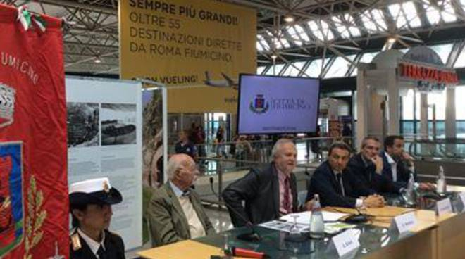 """Fiumicino, sempre più, la """"Porta d'Italia"""""""