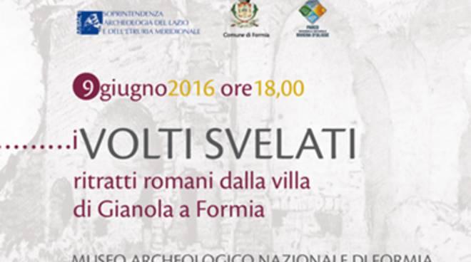 I volti svelati: ritratti romani dalla villa di Gianola a Formia<br />