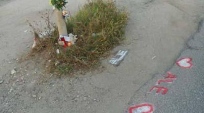 Il sindaco proclama lutto cittadino per morte Alessandro Di Nella