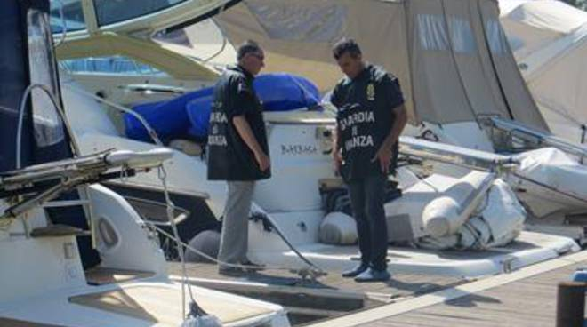 Imu sui posti barca: la Guardia di Finanza nelle darsene