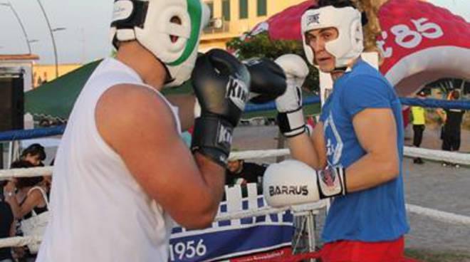 La Boxe Latina inonda Sport Estate