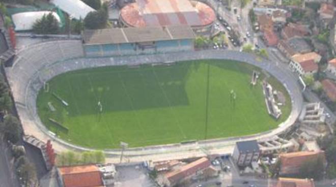 Proseguono i lavori per restituire lo stadio comunale alla Citta'
