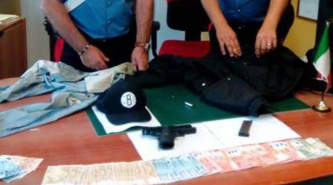 Rapina in sala slot: due romani arrestati dai Carabinieri