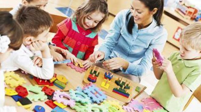 Scuola dell'infanzia: uscite le graduatorie provvisorie