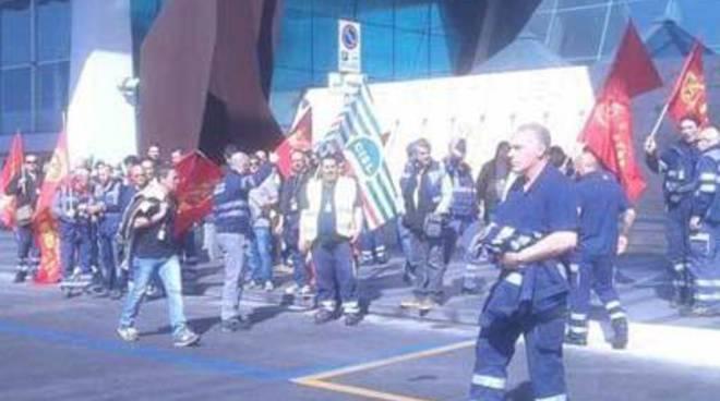 <span>Sciopero di 8 ore per i lavoratori della Simav ex Aeroporti di Roma</span>
