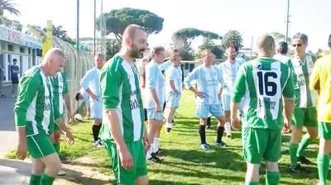 """Successo per l'iniziativa """"Un calcio ai furti"""""""