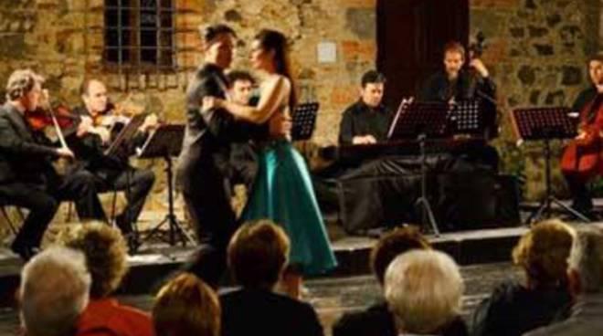 """""""Tra musica e danza"""", sabato il concerto al criptoportico di Vulci"""