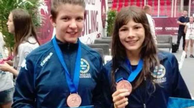 3 medaglie per l'Italia, agli Europei Cadetti di Lotta Olimpica