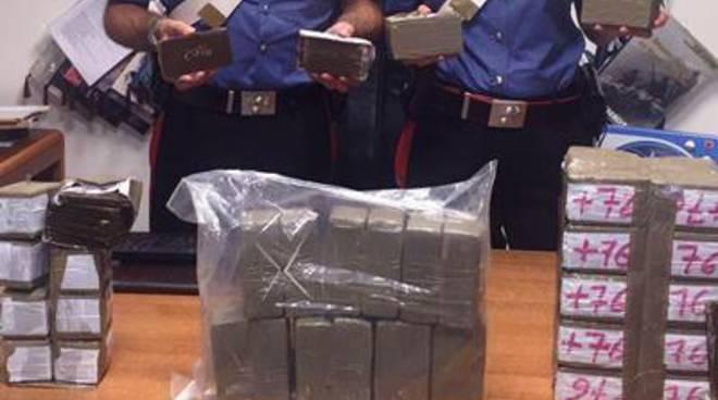 Acilia, fratello e sorella spacciatori over 60 arrestati dai Carabinieri