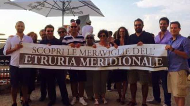 Al via il Meeting dell'Alleanza Turistica dell'Etruria Meridionale