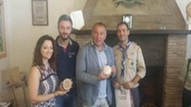 Ardea, scout greci ricambiano visita italiani.Insieme festeggiano 10 anni gemellaggio