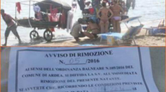 Ardea, settanta natanti abbandonati sulle spiagge