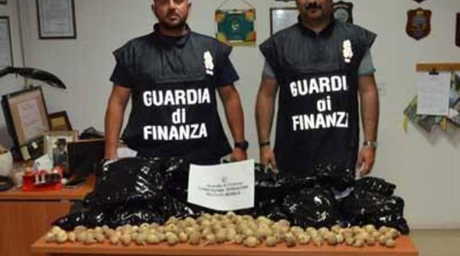 Arrestato un cittadino indiano con tre kg di stupefacenti