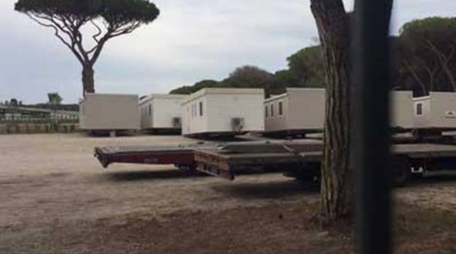Camping Capitol: indagine del CdQ Ostia Antica-Saline