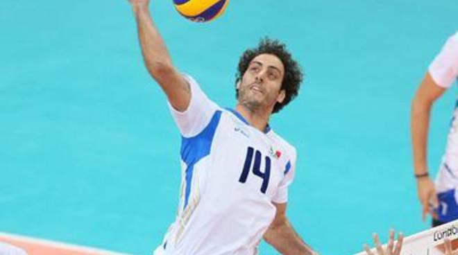 Colpo di mercato del Latina Volley: arriva Alessandro Fei