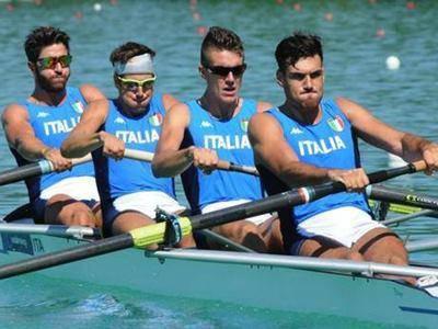 Da Piediluco a Rio 2016, il canottaggio italiano pronto per le Olimpiadi