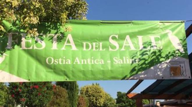 Festa del sale: grande successo a Ostia Antica tra intrattenimento e buona cucina