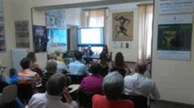 """Grande partecipazione alla conferenza """"La Domus romana del Mithra"""""""