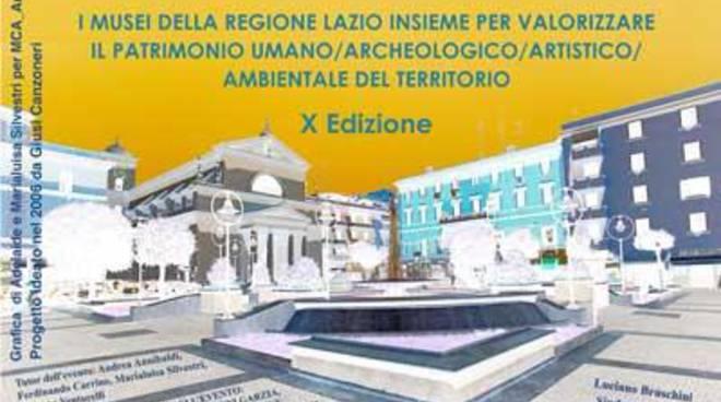 I Musei in Piazza in festa ad Anzio