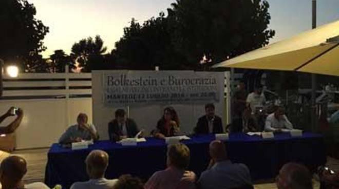I Senatori Gasparri e Centinaio accanto alla Cna di Latina per la lotta alla Bolkestein