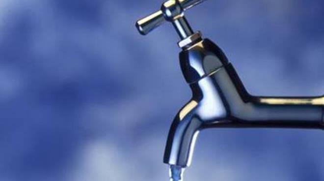 Interruzione idrica nel Comune di Formia