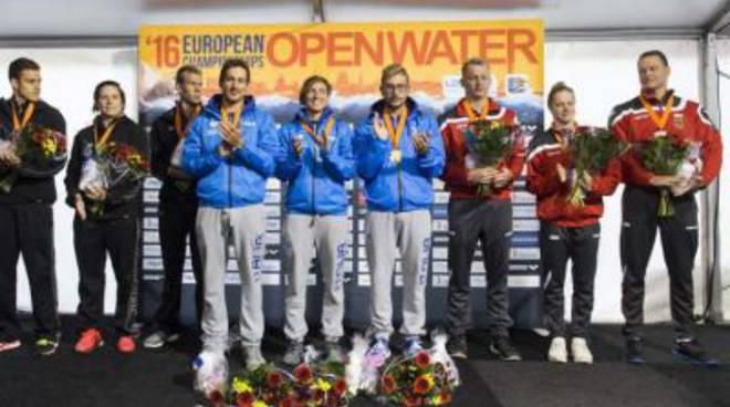 Italfondo padrona di Hoorn, con 9 medaglie individuali. Ruffini e Bruni campioni d'Europa