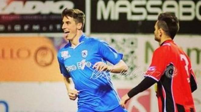 L'Ostiamare ufficializza l'attaccante Andrea Magrassi