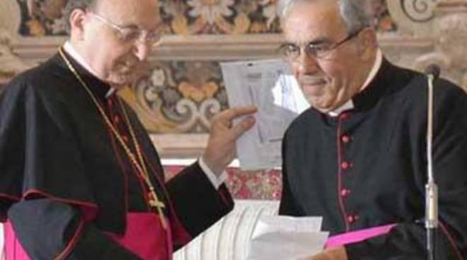 La Chiesa di Gaeta accoglieil suo nuovo pastore,l'Arcivescovo Luigi Vari