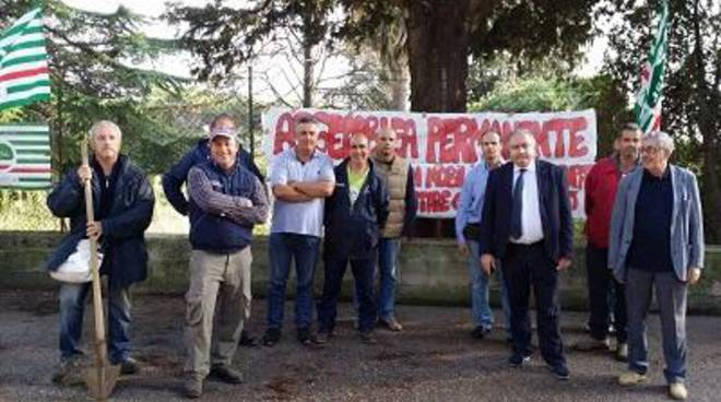 La Cisl Lazio e Latina incontrano la Regione sulla questione dell'ex Enaoli di Formia