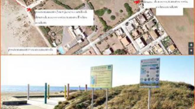 La storia infinita delle dune: l'allarme del comitato Passoscuro rEsiste