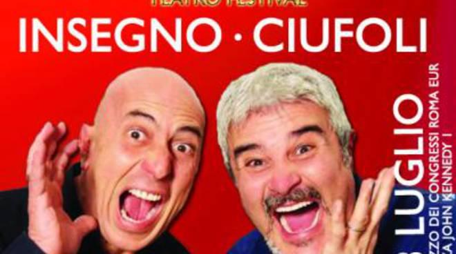 """""""T'Insegno un par de Ciufoli"""", aLe Terrazze Teatro Festival"""