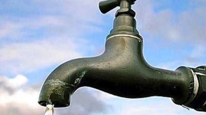 Minturno, interruzione idrica fino alle 17 a Ponte Garigliano
