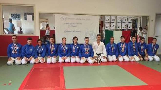 Mushin Karate Eschilo 2, le interviste post Mondiale Wkc, ai campioni del dojo
