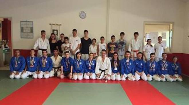 Mushin Karate Eshilo, 21 medaglie al Mondiale Wkc 2016