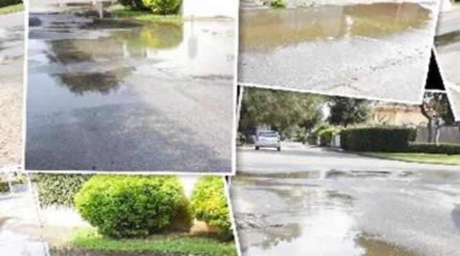 Niente acqua, parte la petizione a Fregene