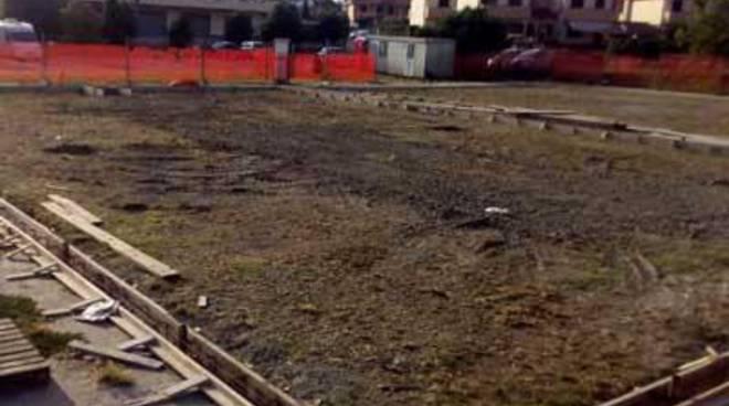 Opere pubbliche: cantieri aperti a Parco Borsellino