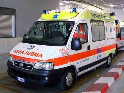Parte il servizio della seconda ambulanza per l'estate