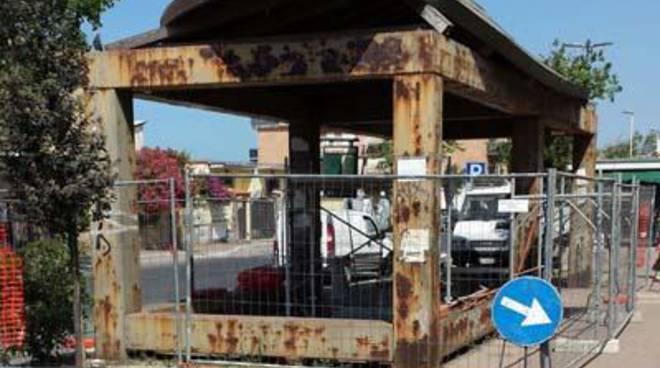 Pensiline di viale Spagna a Torvaianica, al via i lavori di ristrutturazione
