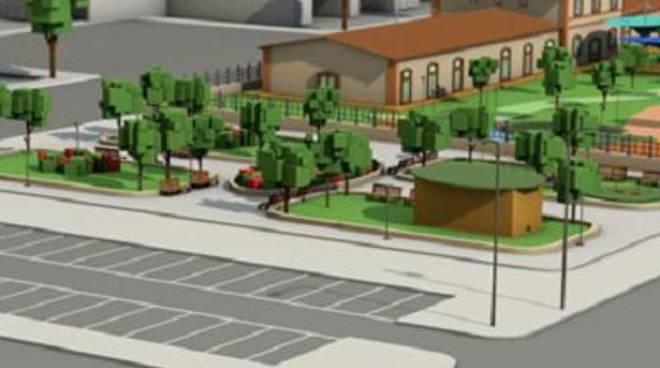 Programma di trasformazione urbanistica su alcune aree della città