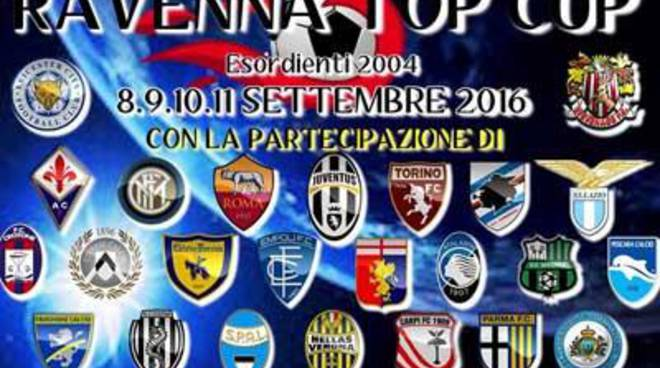Ravenna Top Cup, Ostiamare insieme a Juventus ed Atalanta