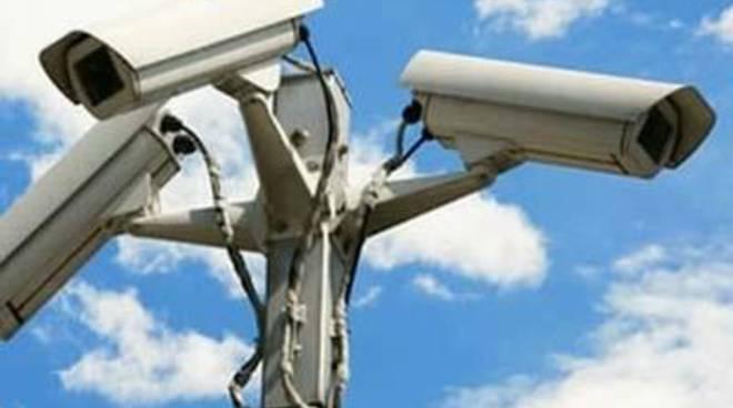Riattivazione servizio di videosorveglianza