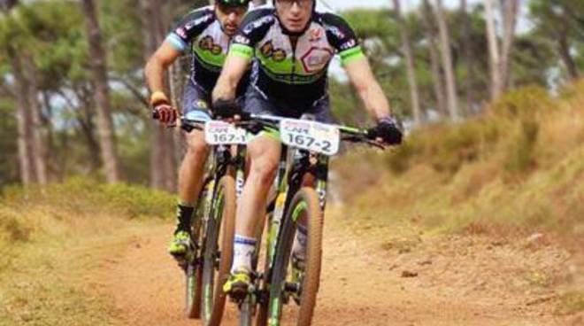 Team Bike Civitavecchia: Luca Chiodi è il campione regionale Cross Country