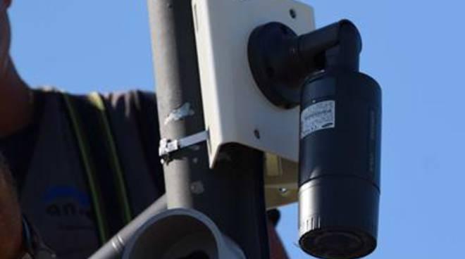 Videosorveglianza, occhi ben aperti su Ladispoli