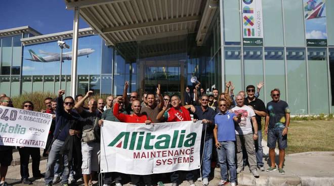 Alitalia Maintenance Systems