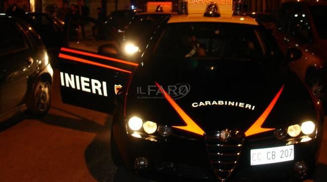 carabinieri notte