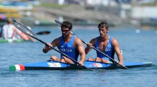 Olimpiadi. Canoa, Ripamonti in semifinale nel K2 1.000