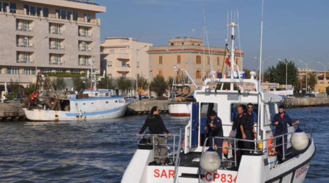 Esercitazione emergenza porto e aeroporto